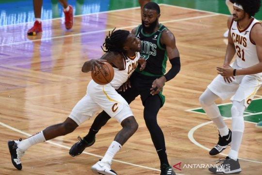 Permainan apik Jaylen Brown bantu Celtics kalahkan Cavaliers