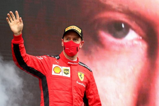 Eddie Jordan yakin Vettel bakal bawa Aston Martin sukses di F1