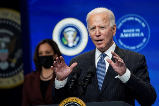 Indonesia, ASEAN dan Joe Biden