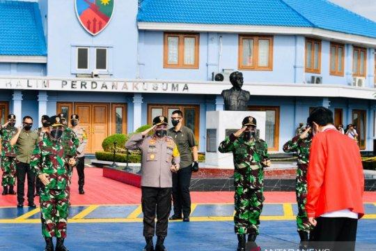 Presiden kunjungi Sumsel resmikan Jalan Tol Kayu Agung-Palembang