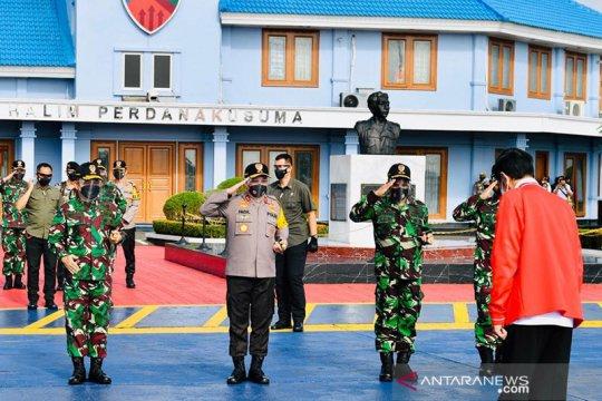 Presiden Jokowi : Tol Kayu Agung-Palembang turunkan biaya logistik