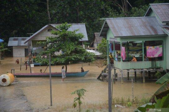 Pemkab Nunukan bentuk tim kajian banjir kiriman dari Malaysia