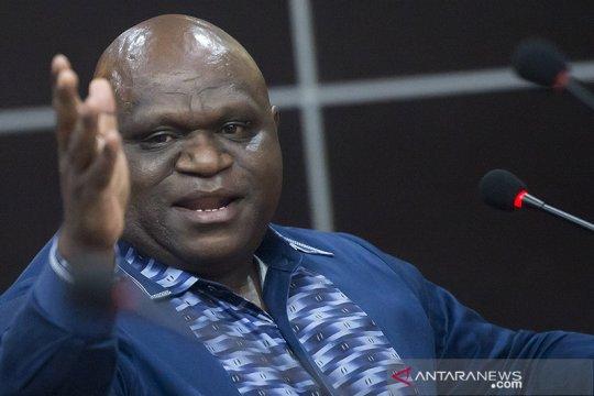 Tersangka kasus rasis Ambroncius terancam hukuman 5 tahun penjara
