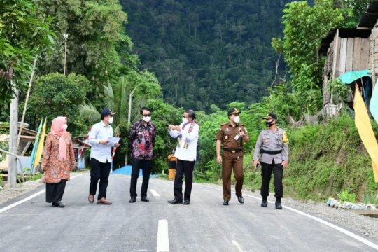 Sulsel rampungkan pembangunan jalan buka daerah terisolir di Selayar