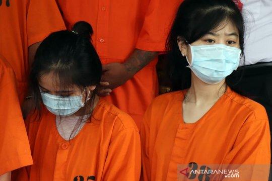 Hukum kemarin, selebgram ditangkap hingga gas beracun di Sumut