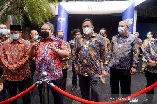 PHC Indonesia luncurkan produk ventilator karya anak bangsa