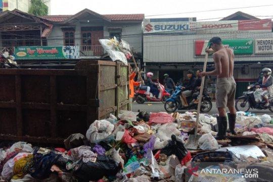 Sampah Banjarmasin bertambah sekitar 25 ton per hari setelah banjir