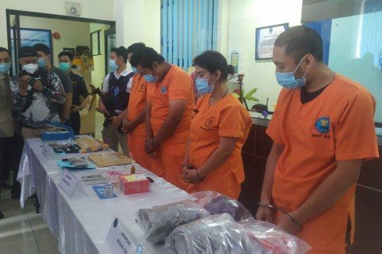 BNN Bali tangkap residivis yang jadikan kos elite untuk gudang narkoba