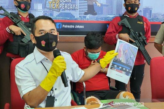 Polres Jakpus ciduk DPO jambret pesepeda yang buron tiga bulan