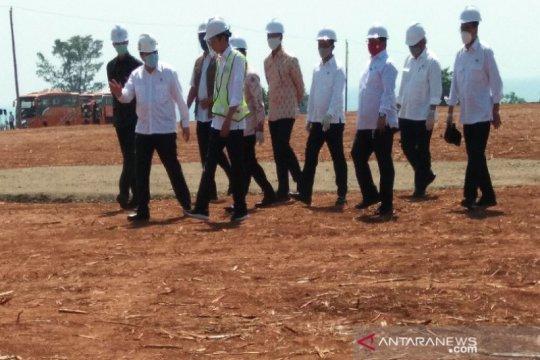 Pembangunan KIT Batang tunggu rekomendasi Kementerian ATR/BPN