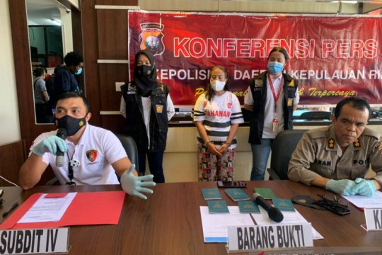 Enam korban penempatan PMI ilegal diselamatkan Polda Kepri