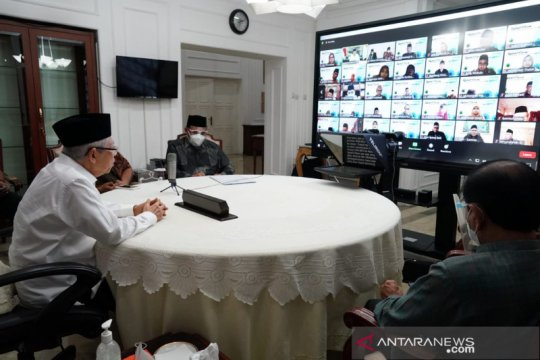 Wapres harap Dewan Syariah Nasional aktif dorong pengembangan ekonomi