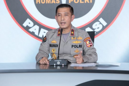 Ambroncius Nababan ditahan di Rutan Bareskrim sampai 15 Februari
