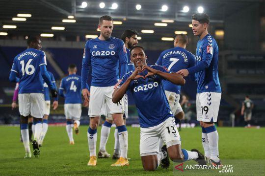 Piala FA: Everton melaju usai kalahkan Sheffield Wednesday 3-0