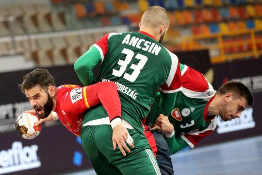 Kejuaraan dunia bola tangan di Mesir