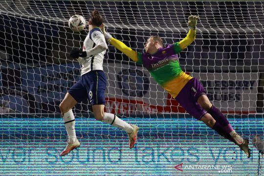 Piala FA: Tottenham Hotspur tumbangkan Wycombe Wanderers 4-1