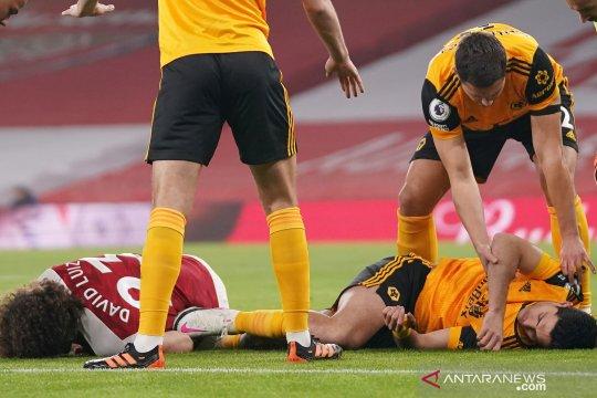 Pelatih Wolves optimistis Raul Jimenez akan kembali bermain musim ini