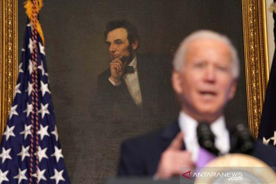 Joe Biden sampaikan strategi perjuangan melawan COVID-19