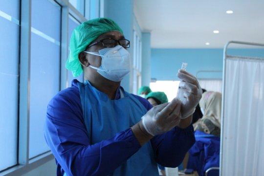 Pendaftaran vaksinasi pekerja publik melalui instansi terkait