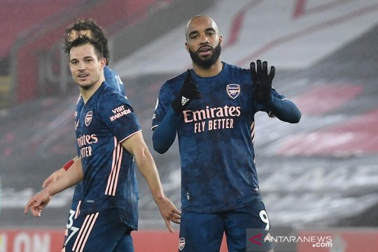 Arsenal tuntaskan revans atas Southampton