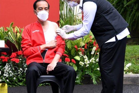 Presiden janji benahi pelaksanaan vaksinasi COVID-19
