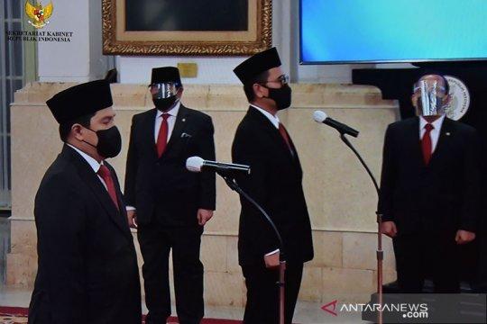 Presiden Jokowi minta SWF Indonesia segera tancap gas bekerja