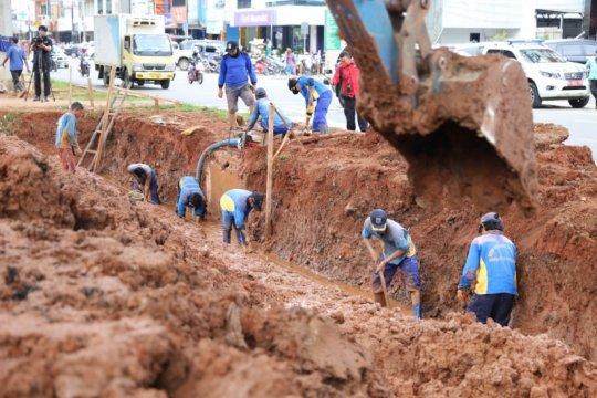 Kolam Olakan Kelapa Gading ditargetkan rampung Maret 2021