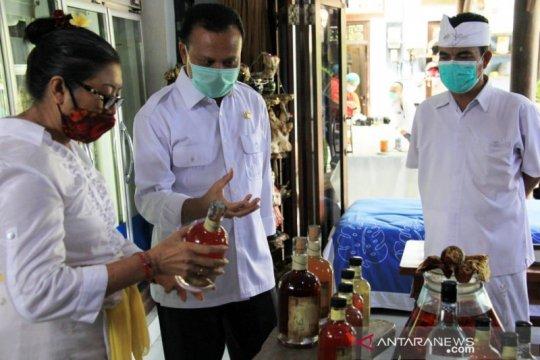 Sekda: Gernas BBI momentum kenalkan produk asli Bali ke mancanegara