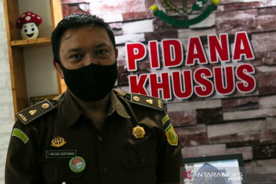Jaksa batal eksekusi terpidana pungli di Pasar Sindu karena meninggal