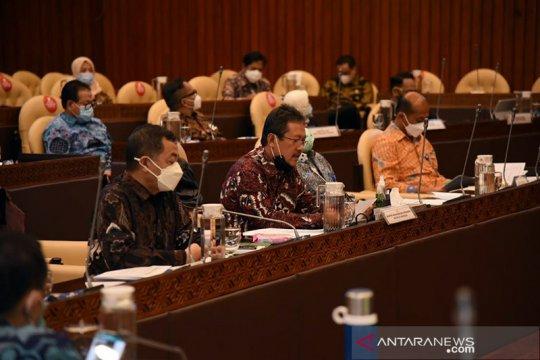 Menteri KKP tegaskan peraturan terkait penggunaan cantrang ditunda