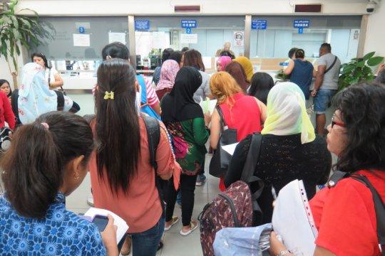 KJRI Hong Kong punya aplikasi layanan elektronik reservasi paspor