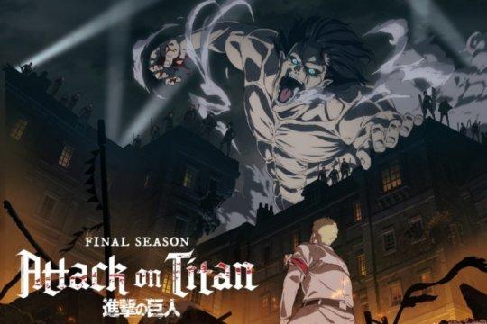"Tujuh karakter ""Attack on Titan"" yang wajib dikenal"