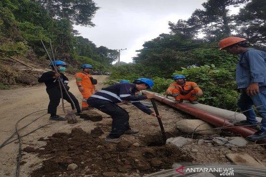 Usai gempa Sulbar, PLN pulihkan lima gardu listrik di Ulumanda