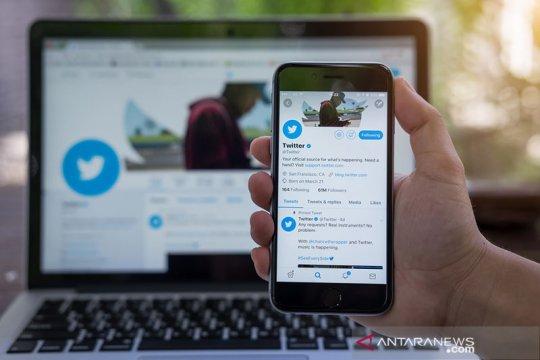 Rusia perpanjang pelambatan Twitter hingga pertengahan Mei