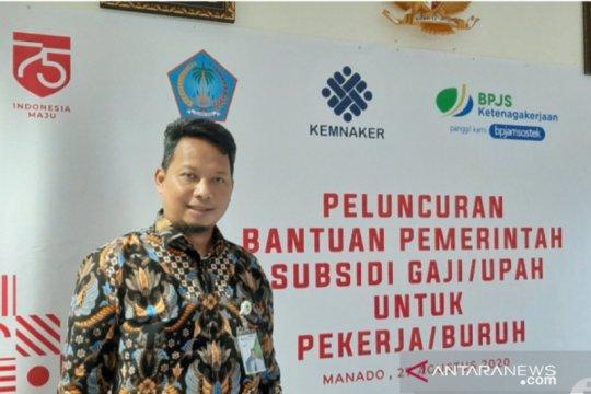 BPJAMSOSTEK Manado bayar klaim Rp197,3 miliar tahun 2020