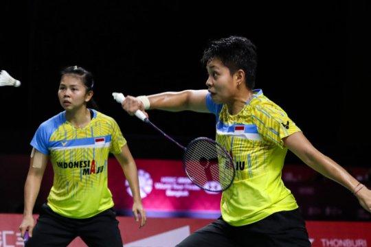 Greysia/Apriyani tak pasang target khusus di BWF World Tour Finals