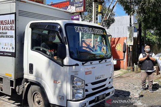 ACT Purwokerto kirim bantuan untuk korban banjir di Kalsel