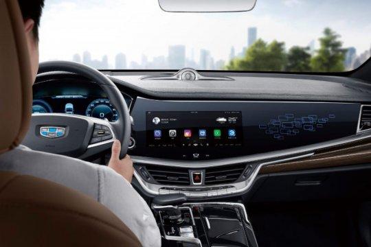 Baidu gandeng Geely produksi mobil listrik cerdas