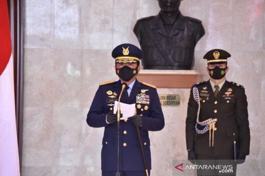 Panglima TNI sebut tenaga kesehatan TNI sangat krusial saat pandemi