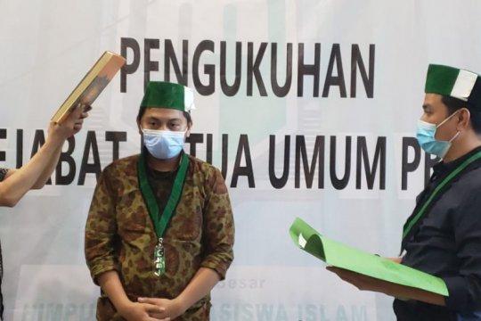 Abdul Muis Amiruddin dikukuhkan jadi Pj Ketum PB HMI