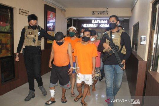 Polres Jakbar tangkap penjambret staf Kementerian LHK