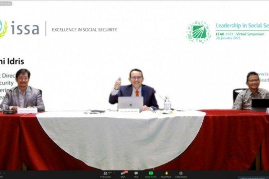 BPJS Kesehatan gandeng ISSA gelar webinar jaminan sosial