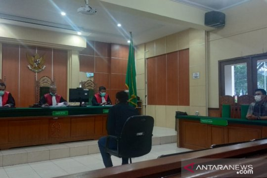 Sidang pembajakan film Keluarga Cemara di Pengadilan Negeri Jambi