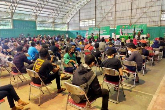 2.000 orang ikuti sidang pelanggaran protokol kesehatan di Sidoarjo