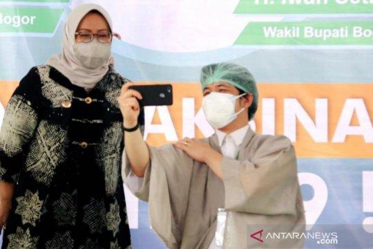Bupati Bogor paparkan strategi baru tangani pandemi COVID-19
