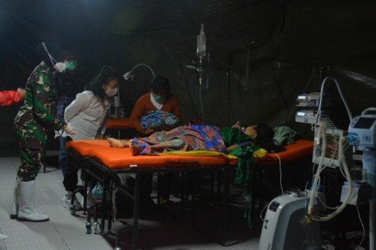 Menteri PPPA kagumi kemandirian rumah sakit lapangan TNI-AD