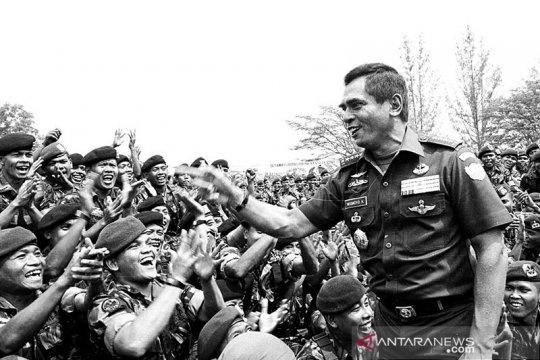 Prabowo Subianto kenang Jenderal TNI (Purn) Wismoyo Arismunandar