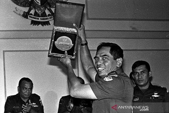 Mantan Kasad Jenderal Wismoyo meninggal dunia