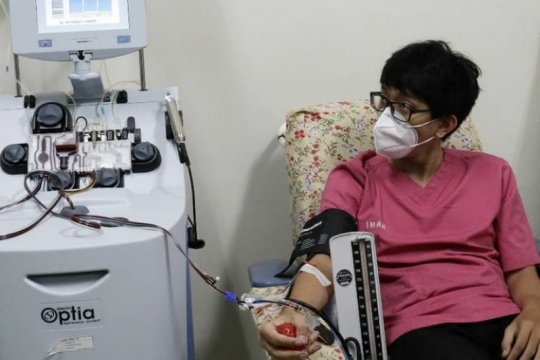 RSUD dr Moewardi mulai layani donor apheresis