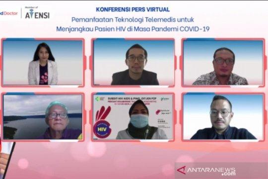 ODHA sebaiknya manfaatkan telemedisin di tangah pandemi